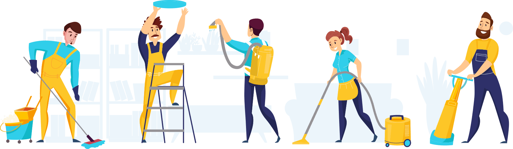 full bg شركة نظافة اكتك للخدمات الفندقية أفضل شركة نظافة في مصر